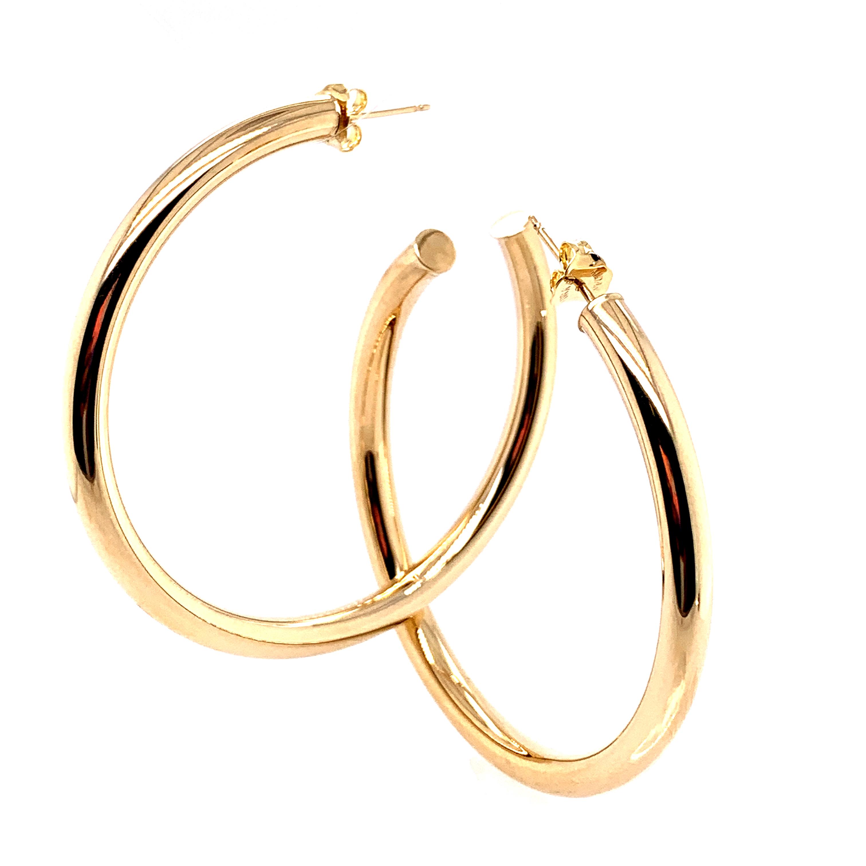 Tubular Earring Jewelry